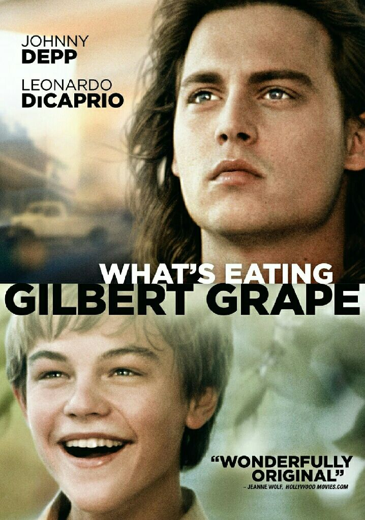 What's Eating Gilbert Grape -  cover