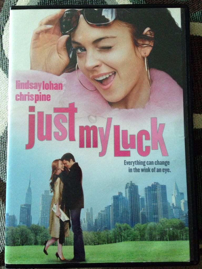 Just My Luck -  cover