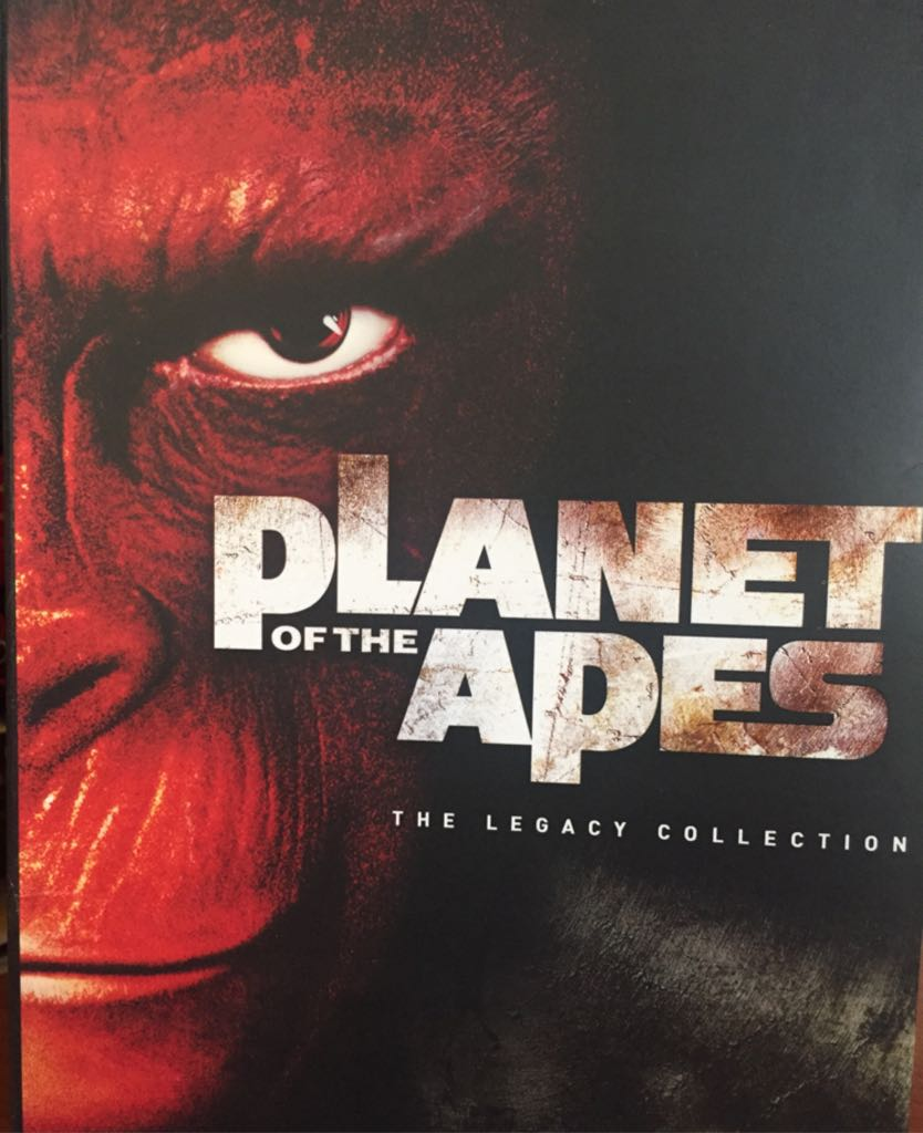 Planet Of The Apes -  cover