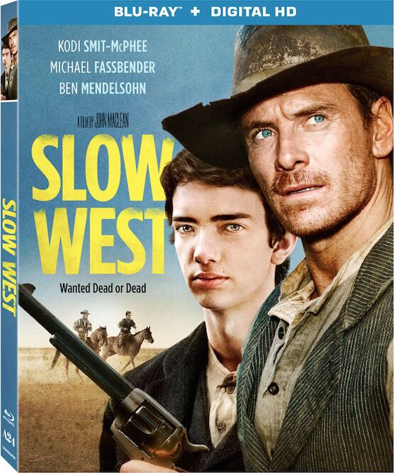 Slow West -  cover