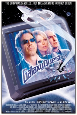 Galaxy Quest - CED cover