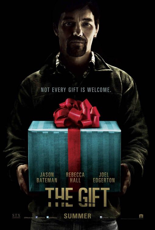 The Gift - Blu-ray cover