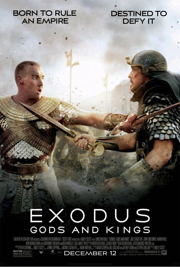 Exodus: Gods and Kings movie download - LoadMovie