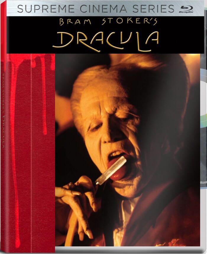 Bram Stoker's Dracula -  cover