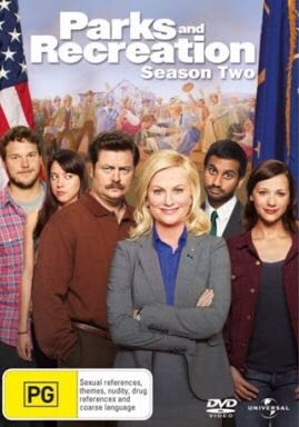Parks and Recreation -  cover