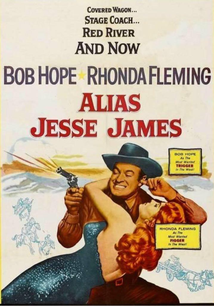 Alias Jesse James -  cover
