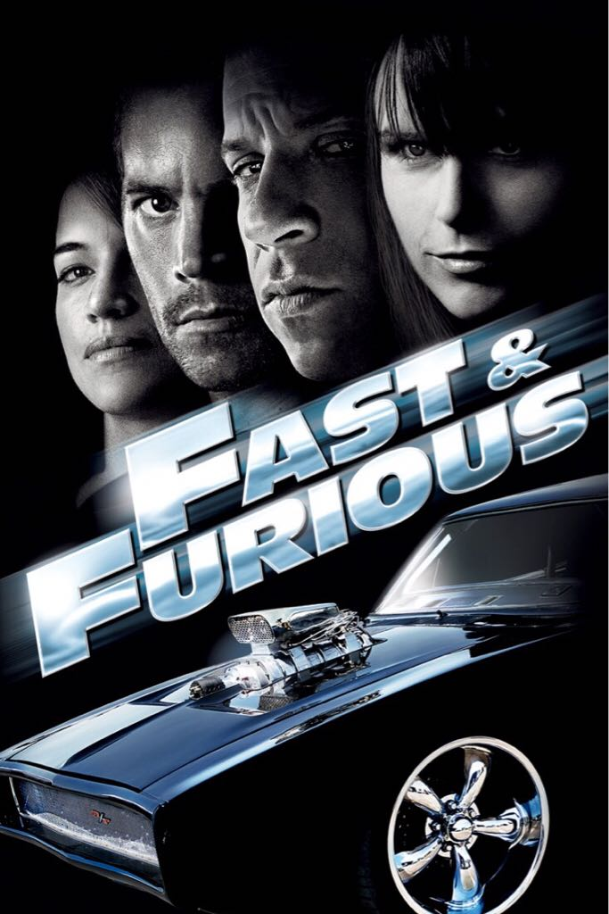 Fast And Furious -  cover