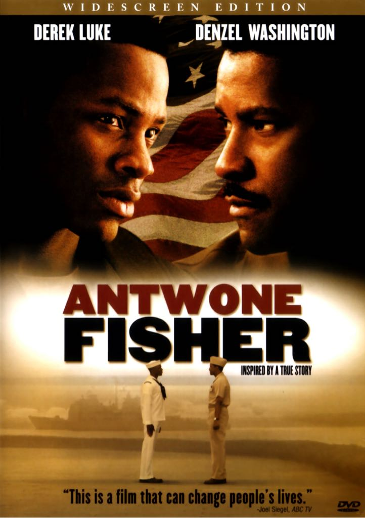 Antwone Fisher - CED cover