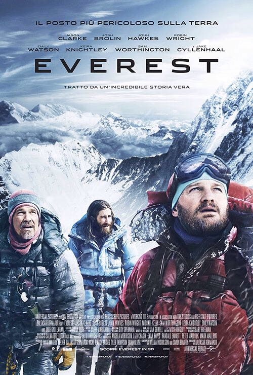 Everest -  cover