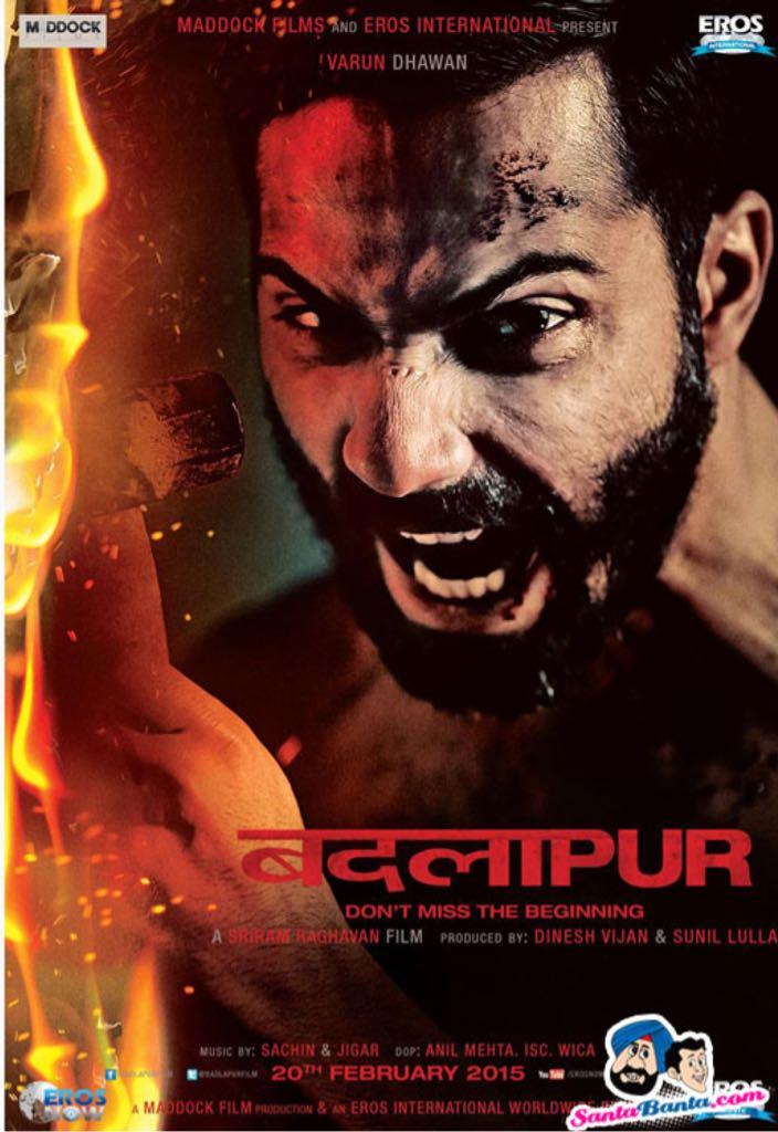 Badlapur (2015) Full Movie Download - CooLMovieZ