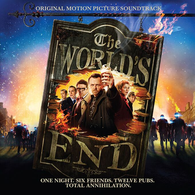 The World's End -  cover