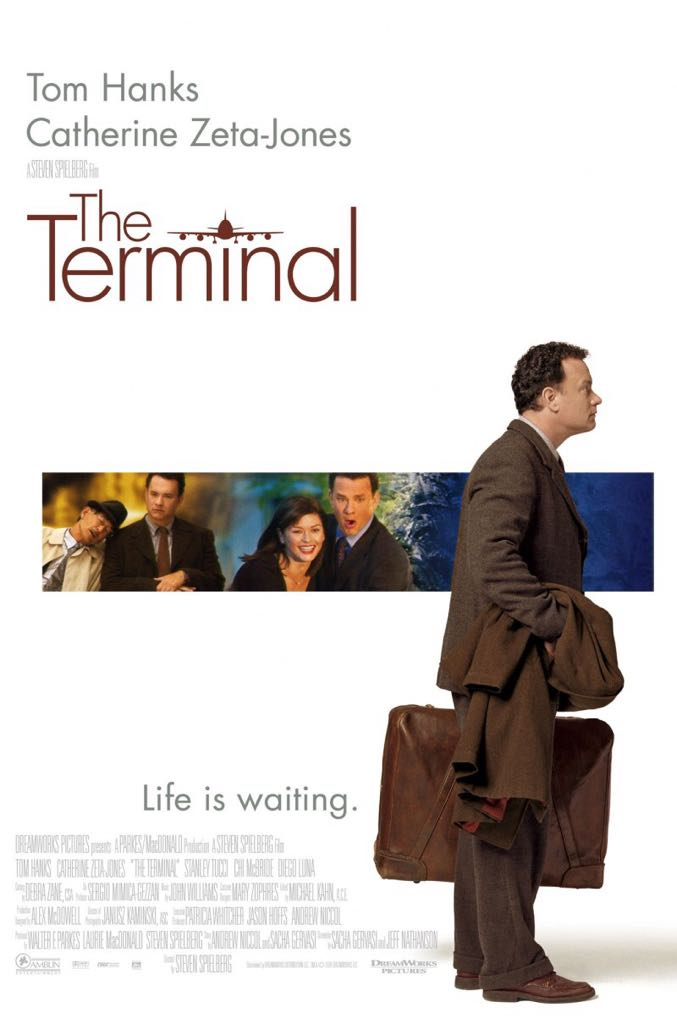 The Terminal -  cover