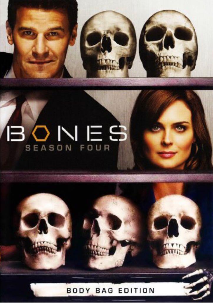 Bones -  cover