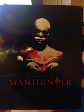 Manhunter - Blu-ray cover