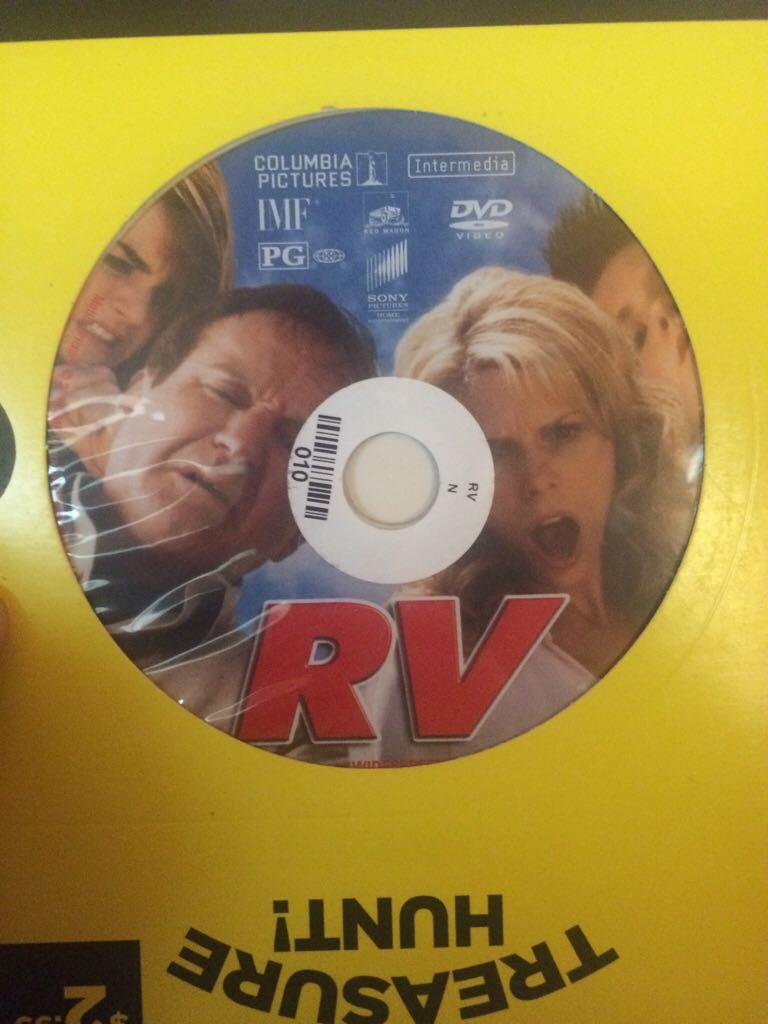 RV -  cover