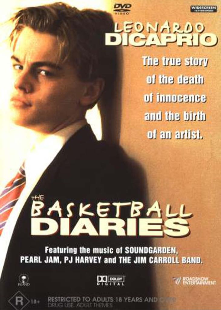 The Basketball Diaries -  cover