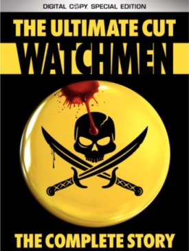Watchmen (Extended) - DVD cover