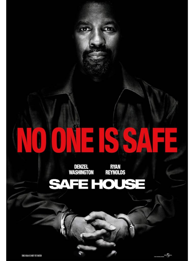 Safe House -  cover