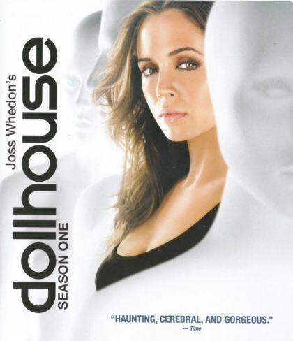 Dollhouse -  cover