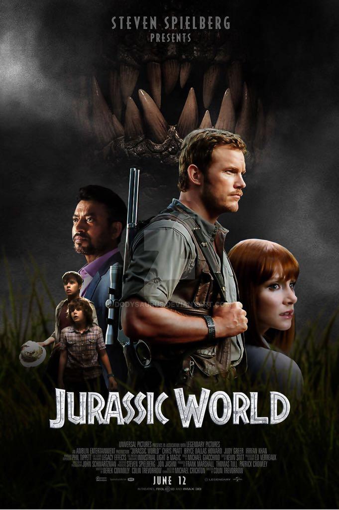 Jurassic World 2015 Hindi Dubbed - joymoviescom