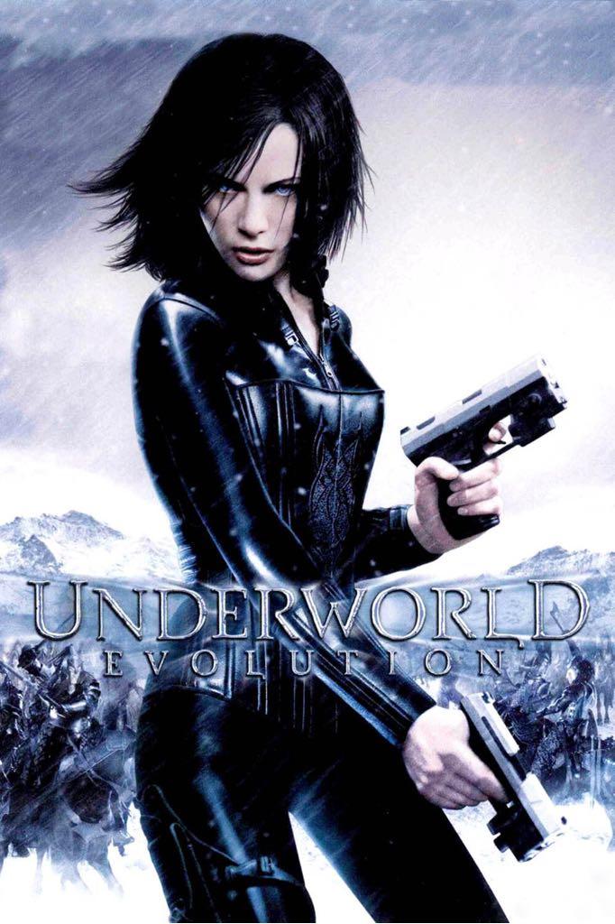 Underworld - Evolution -  cover
