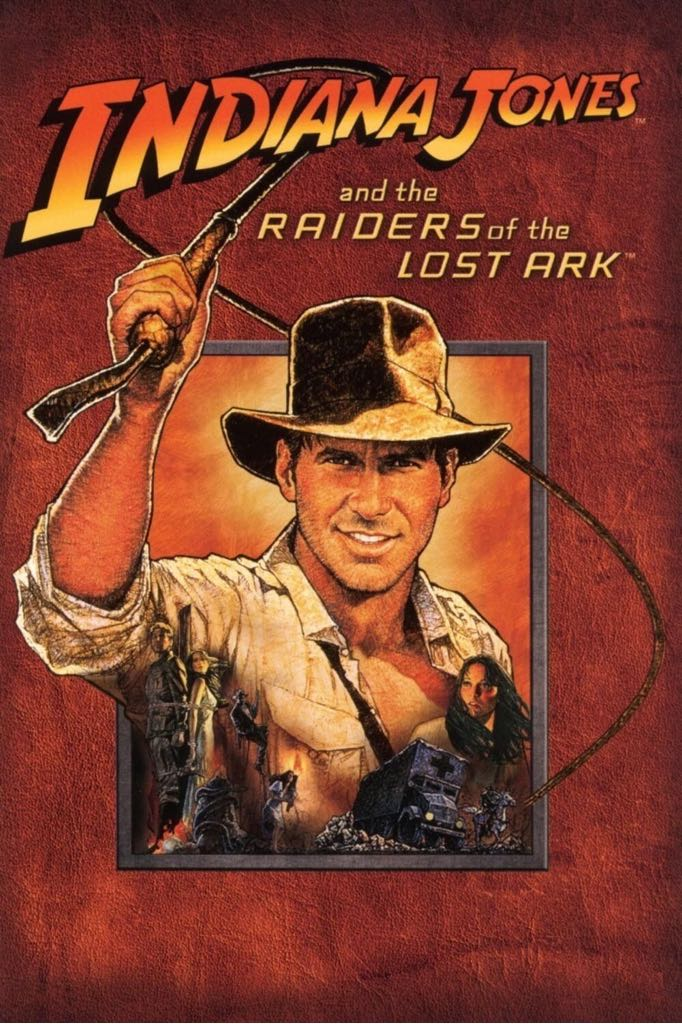 Raiders Of The Lost Ark -  cover