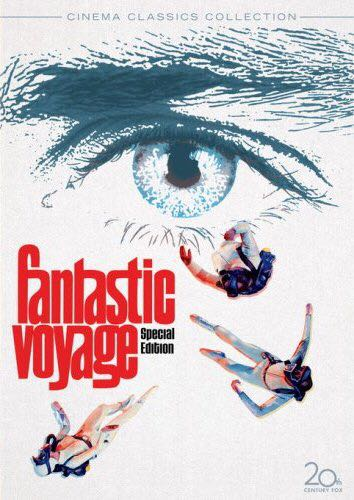Fantastic Voyage - Digital Copy cover