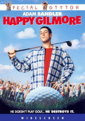 Happy Gilmore -  cover
