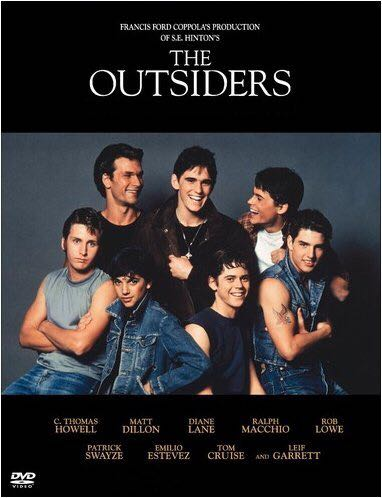 The Outsiders - Digital Copy cover