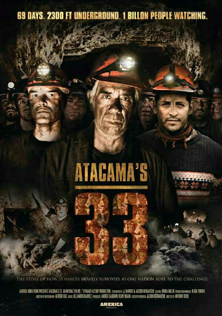 The 33 - DVD cover