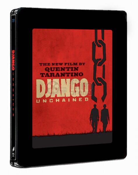 Django Unchained -  cover