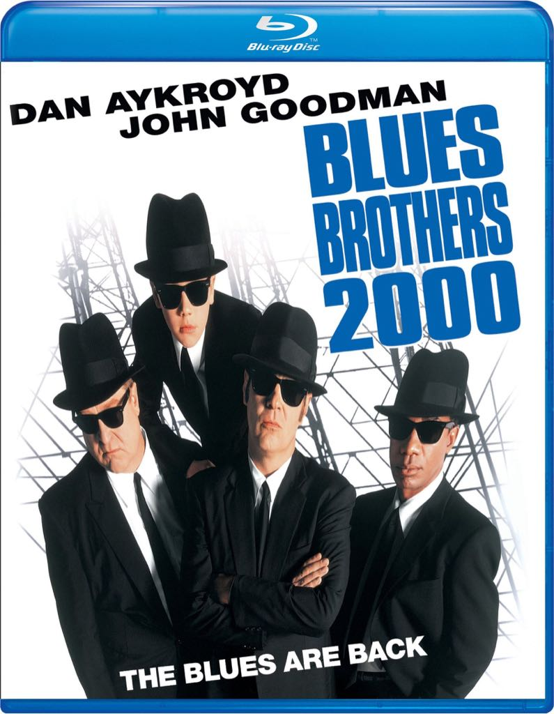 The blues brothers 2000 movie