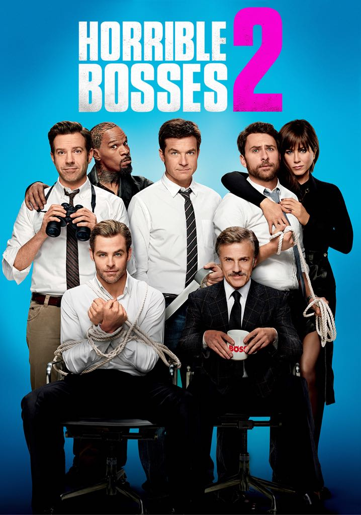 Horrible Bosses 2 -  cover