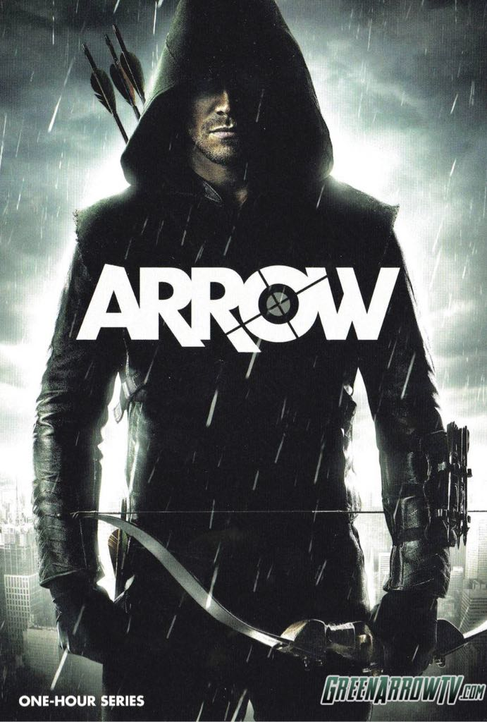 Arrow -  cover