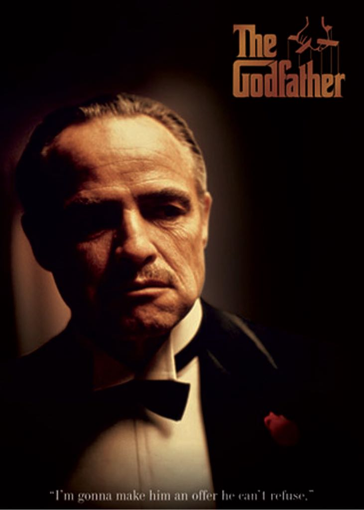 The Godfather - Digital Copy cover