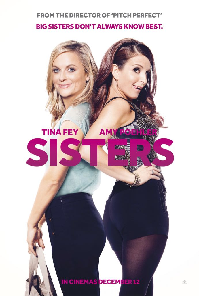 Sisters - HD DVD cover