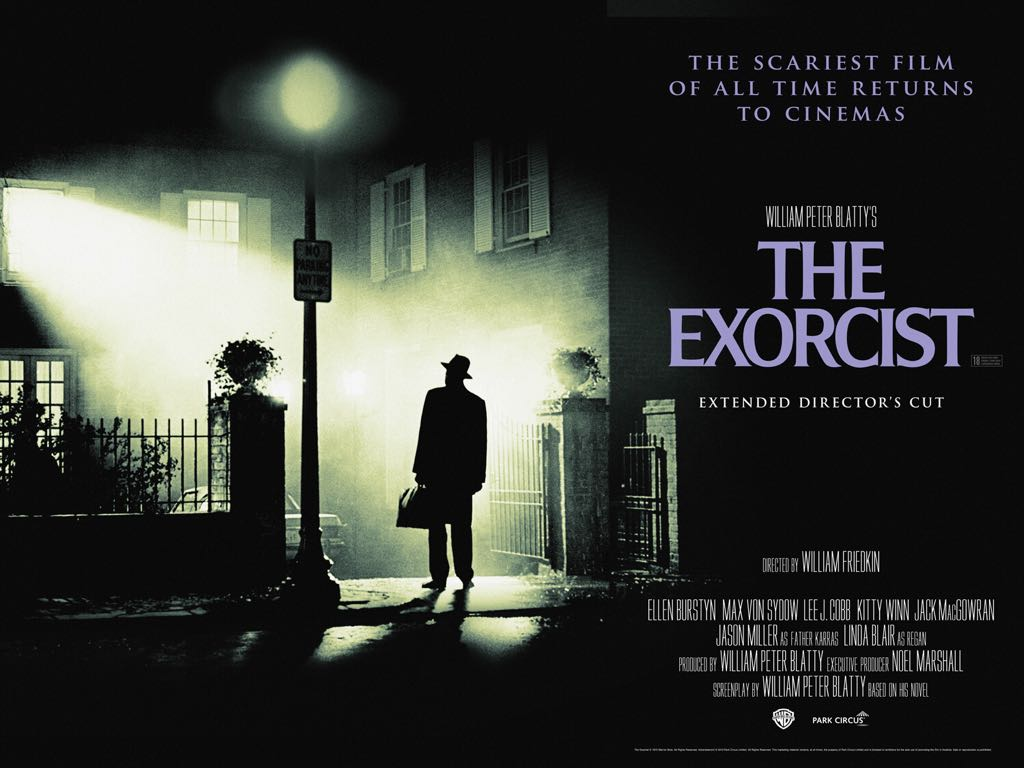 the exorcist movie analysis Film review in 1973, fear had a name, that name was the exorcist this article however does not concentrate on the chilling horror starring linda blair and ellen burstyn, rather the novel that preceded it by two years on the surface, the exorcist is a novel about the loss of innocence and how doubts of religion exist in even the staunchest of people.