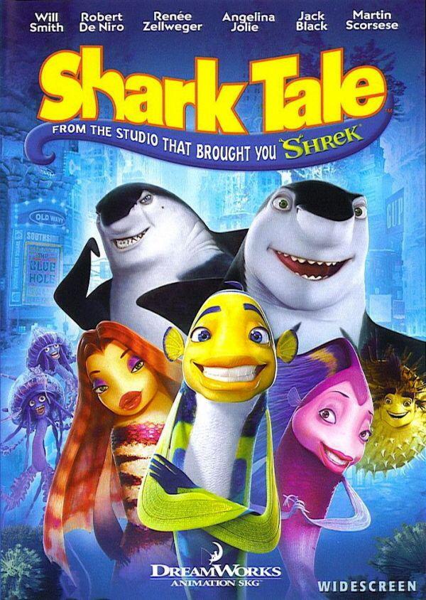 Shark Tale -  cover