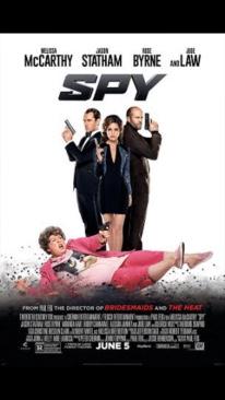 Spy - DVD-R cover