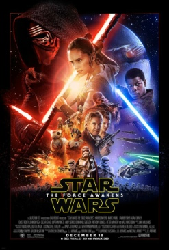 Star Wars VII: The Force Awakens -  cover