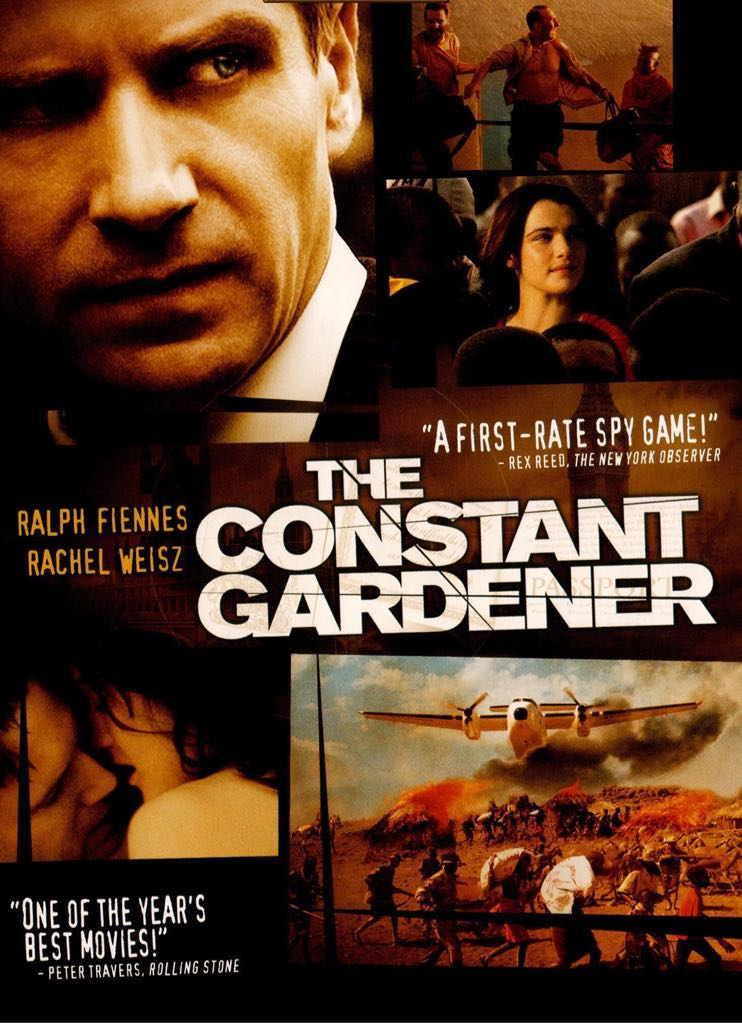 Movie the gardener