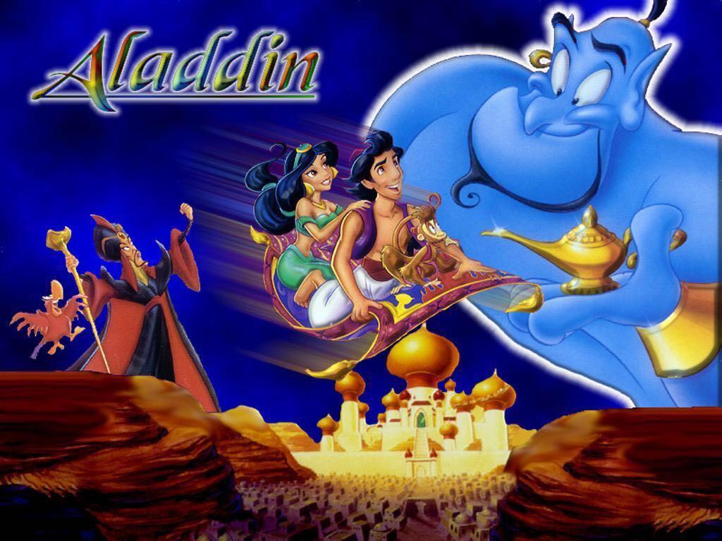 Aladin -  cover