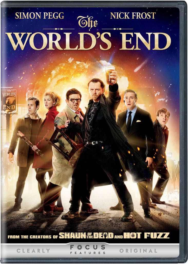 The Worlds End -  cover