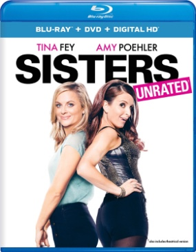 Sisters - Blu-ray cover