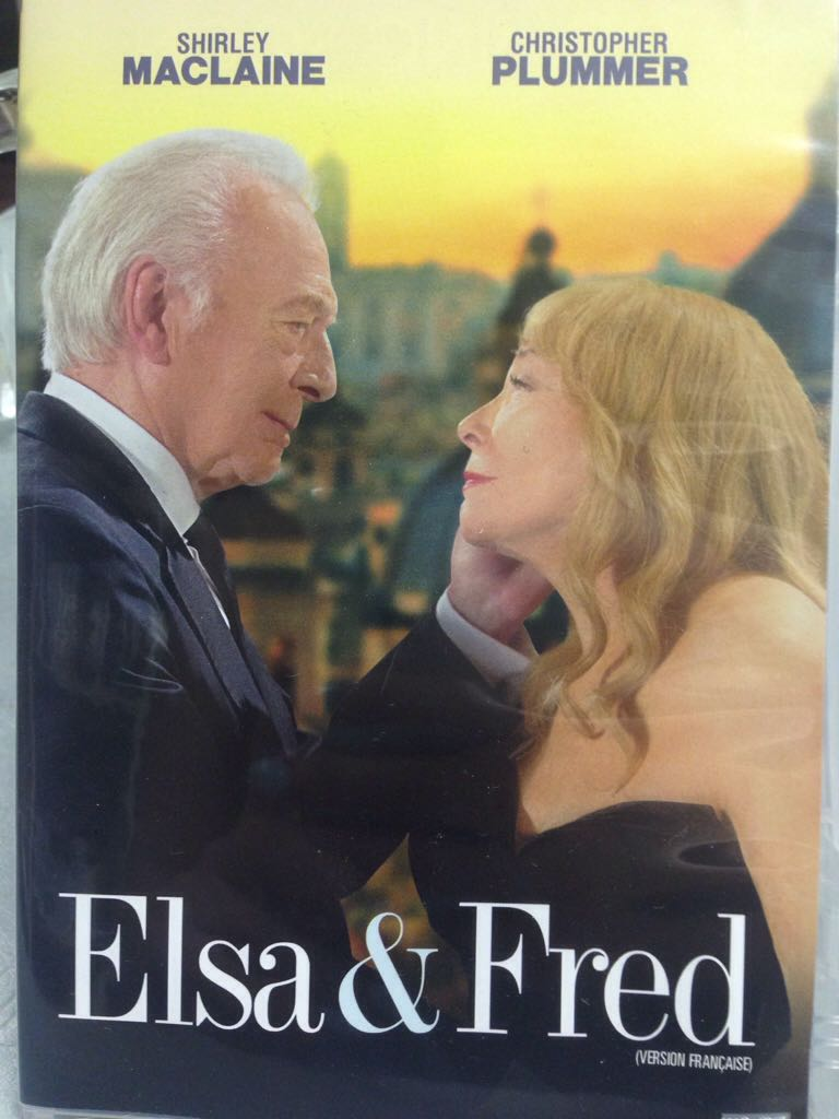 elsa and fred -  cover