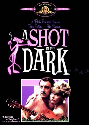 A Shot In The Dark -  cover