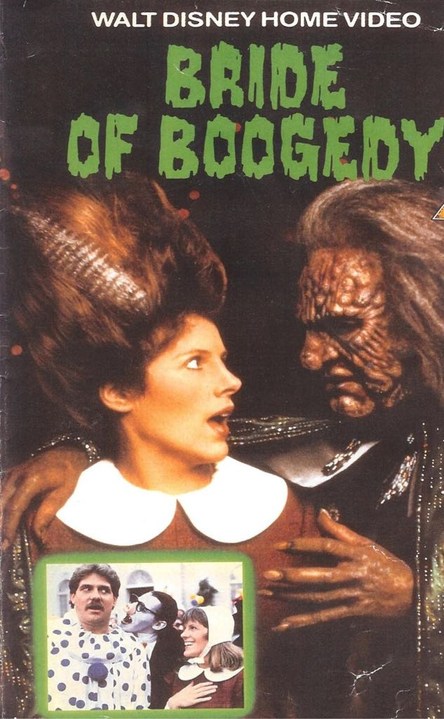 Bride Of Boogedy -  cover