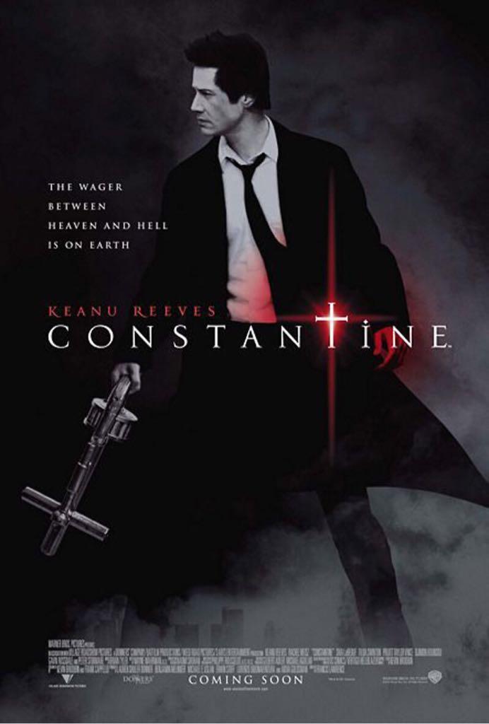 Constantine -  cover