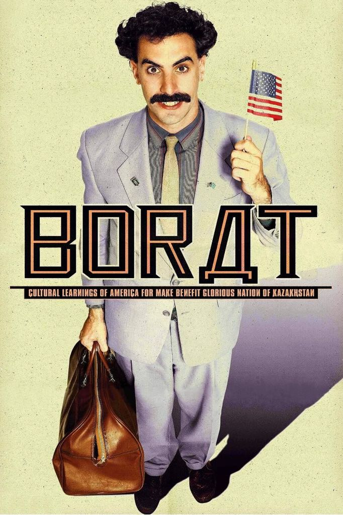 Watch full movie borat