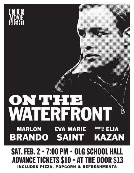 On The Waterfront (7-in-1) -  cover